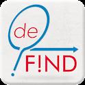 deF!ND logo