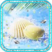 Sea Treasures live wallpaper
