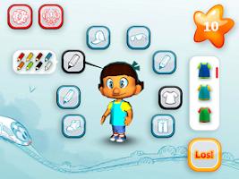 Screenshot of der kleine ICE