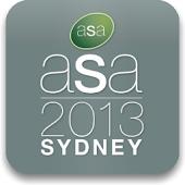 ASA 2013 Sydney