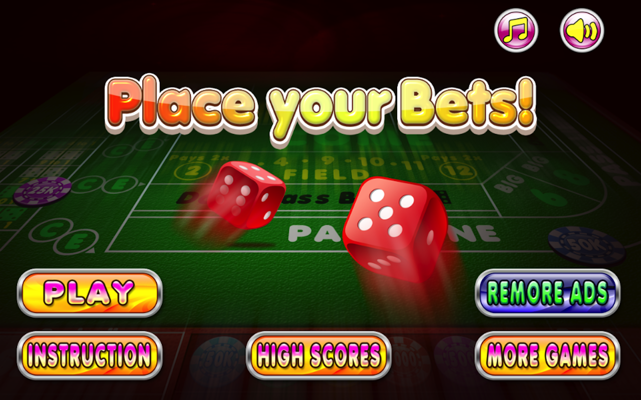 best online craps casino  android
