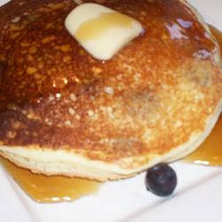 Ricotta Cheese Pancakes.
