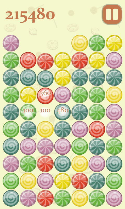 Candy - screenshot