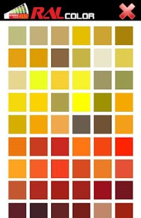 Color Of House ral color - house painting - android apps on google play