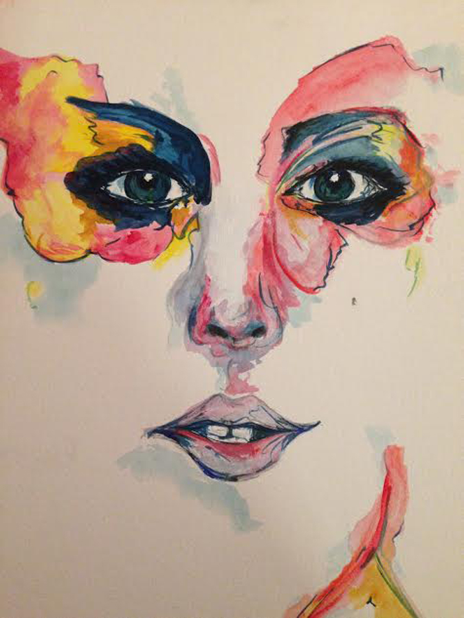 by Danielle Lambley - Painting All Painting