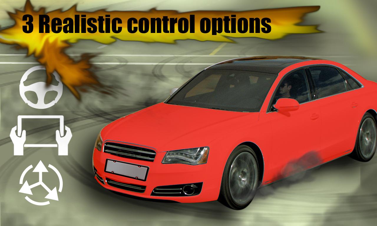 Donut Drift Racing - screenshot