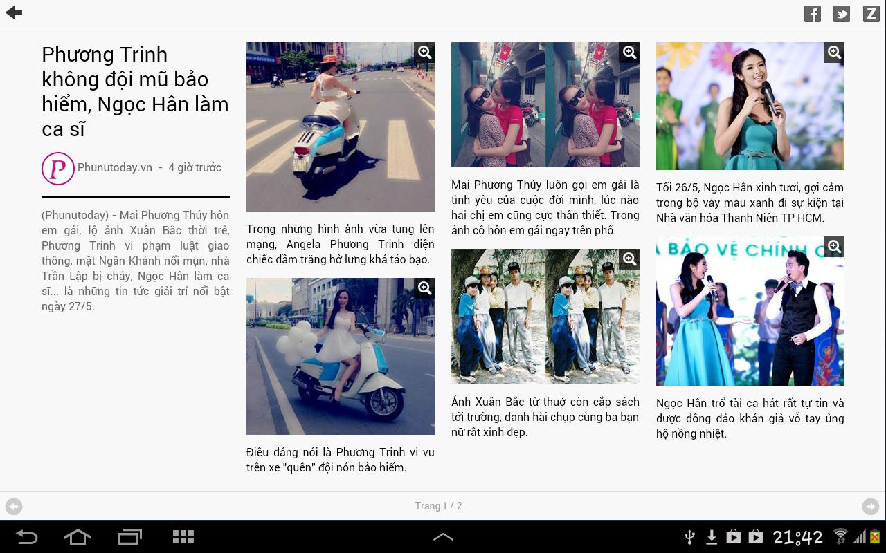 Bao Moi HD - Doc Bao Sieu Dep - screenshot