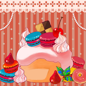 Card's island - Sweets