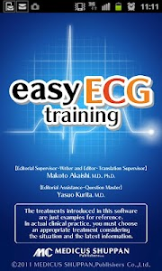 easy ECG training v1.0