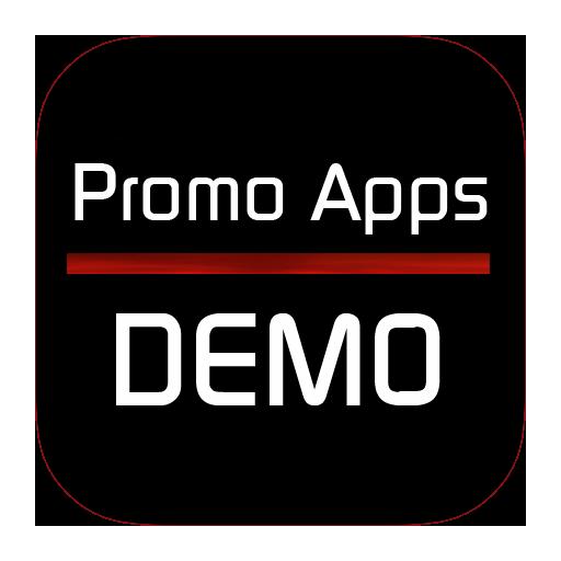 Promo Apps Demo 商業 App LOGO-APP試玩