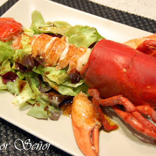 Lobster Salad.