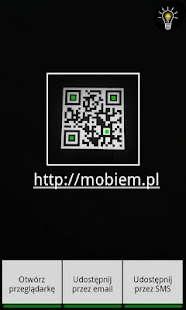QR SKANER - screenshot thumbnail