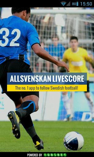 Allsvenskan Livescore
