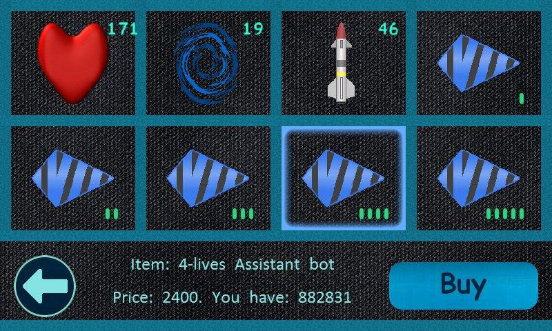 Xonix Blast Free - screenshot