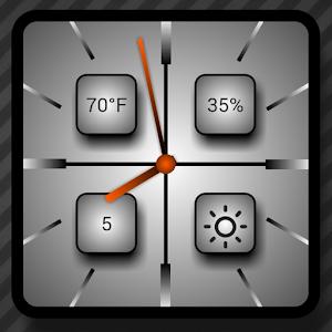 ColorGlowInfo Zooper Widget 個人化 LOGO-玩APPs