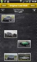 Screenshot of Top Gear Cool Wall