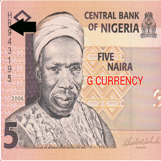 African Currency Notes LOGO-APP點子