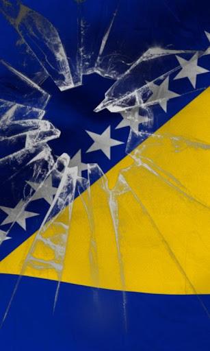 Bosnia-herzegovina flag Free