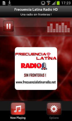 Frecuencia Latina Radio HD