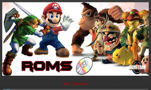 Download Roms of all games Apk 0 1,com wRomsOfAllGames