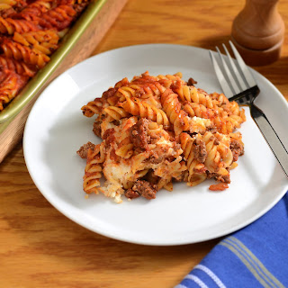 Lasagna With Rotini Pasta Recipes.