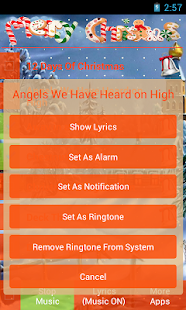 Christmas Carols- screenshot thumbnail