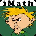 Mad Math 4 Kids Free icon
