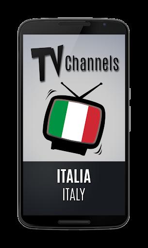 Free TV Italy