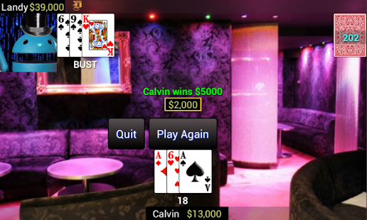 Super Five Card Draw Poker - screenshot thumbnail