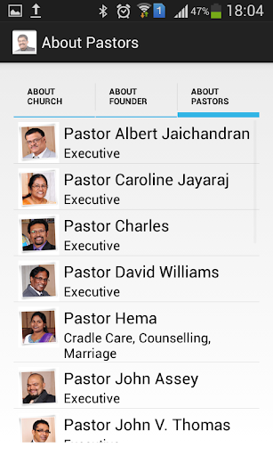 FGAG Church Bangalore