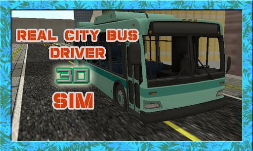3D公交車司機模擬器免費