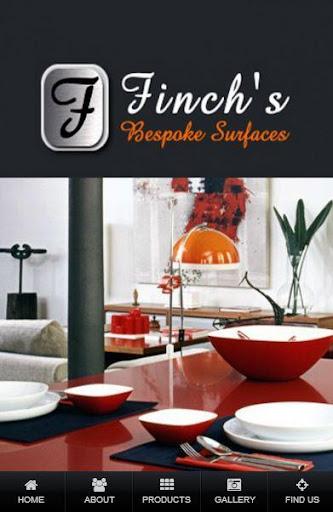 Finchs Bespoke Surfaces|玩商業App免費|玩APPs