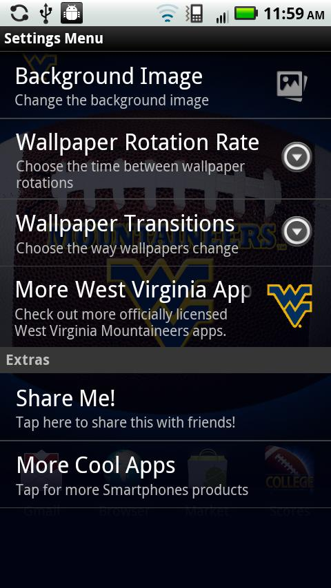 West Virginia Revolving WP- screenshot