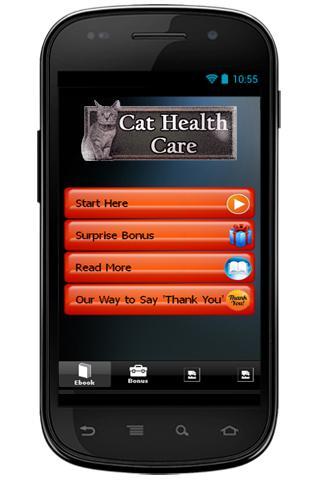 Cat Health Care