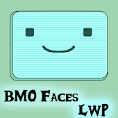BMO Faces Live Wallpaper icon