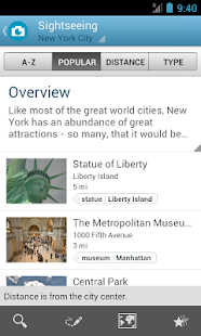New York City Guide by Triposo - screenshot thumbnail
