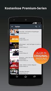 Clipfish: TV, Filme & Musik - screenshot thumbnail