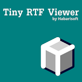 Tiny RTF Viewer