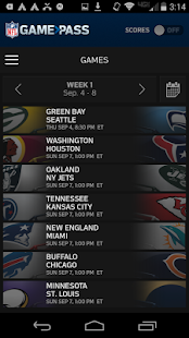 NFL Game Pass - screenshot thumbnail