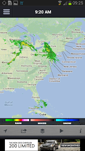 AccuTrack WABC NY AccuWeather - screenshot thumbnail