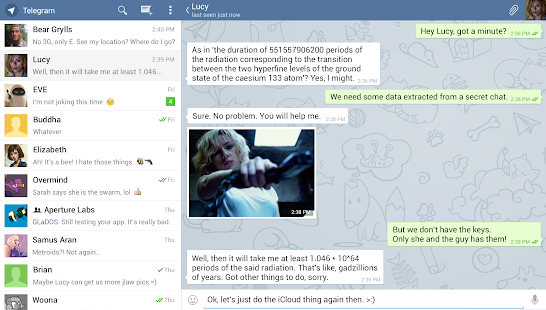 Telegram Screenshot 10
