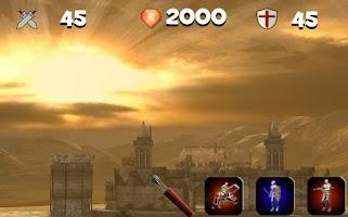 Screenshot of Battle of legends Attack Paris