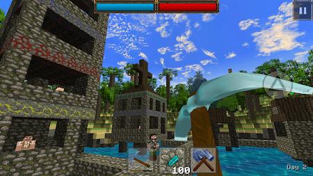 Tropical Craft 2: Jungle Mine 1.0.8 screenshot 636934