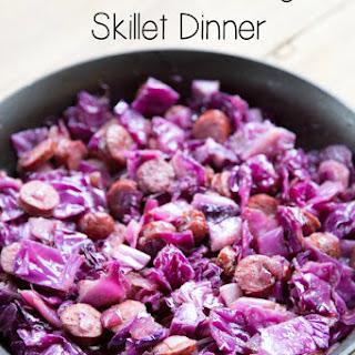 Sausage & Cabbage Skillet.