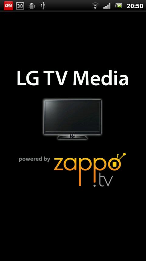 LG TV Media Player - screenshot