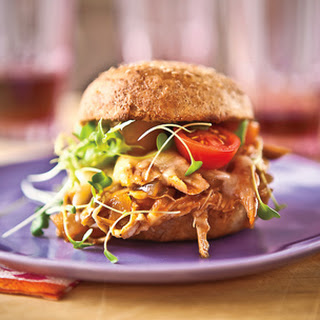 Chicken and Cheese Sliders.