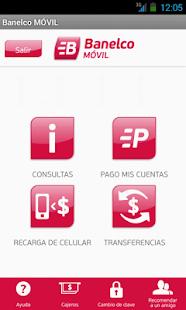 Banelco m vil aplicaciones android en google play for Cajeros link cercanos