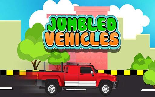 Jumbled Vehicles