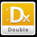 더블 키보드(천지인/쿼티/단모음/한글 한자 키보드) icon