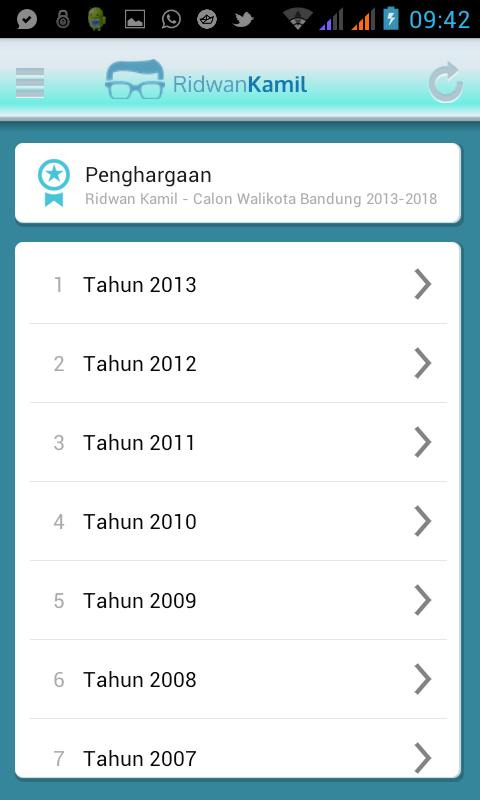 Ridwan Kamil Untuk Bandung 1 - screenshot